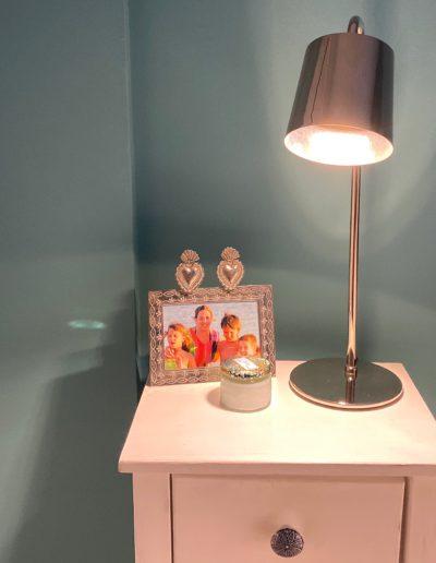 LAMPARA ETEREA NIQUEL